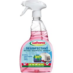 Saniterpen Désinfectant spray (750ml)