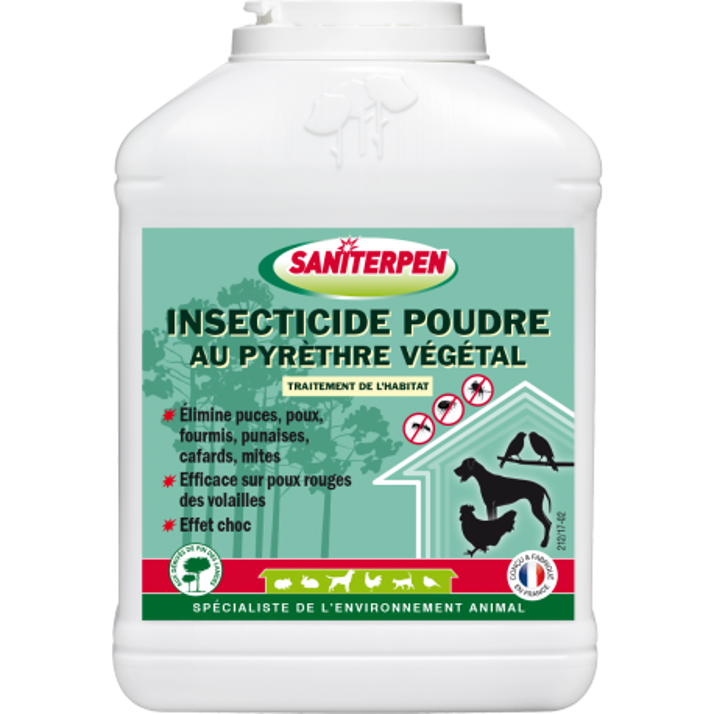 Saniterpen poudre insecticide (250g)