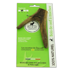 Antler chews for dogs (Medium)