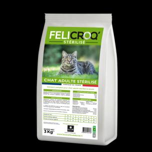 Croquette pour chat Feli' Croc (3kg)