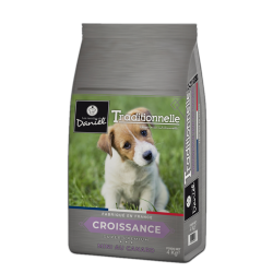 Super premium for puppies – Les recettes de Daniel small breeds – Duck (4kg)