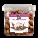 """Friandises pour chiens """"Les gourmandises de Daniel"""" (seau de 400g)"""