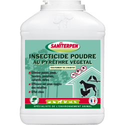 SANITERPEN POUDRE INSECTIDE 500G