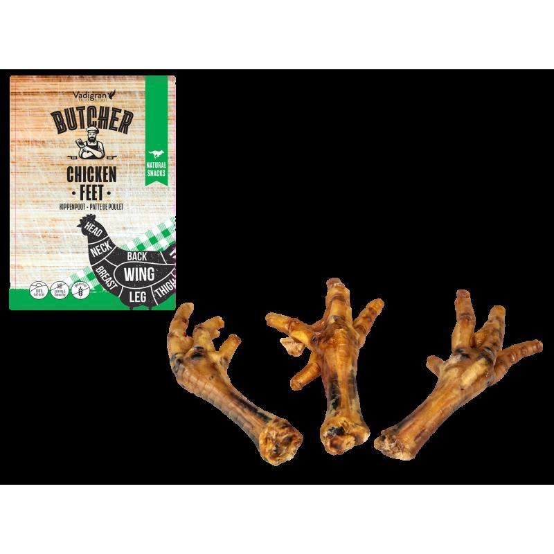 Pattes de poulet nature - 300g