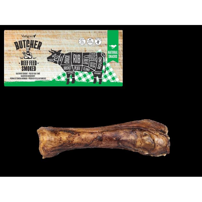 Pied de veau fumé - 550g