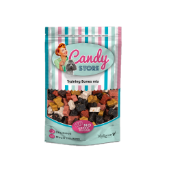 Candy Training Bones Mix - 180g