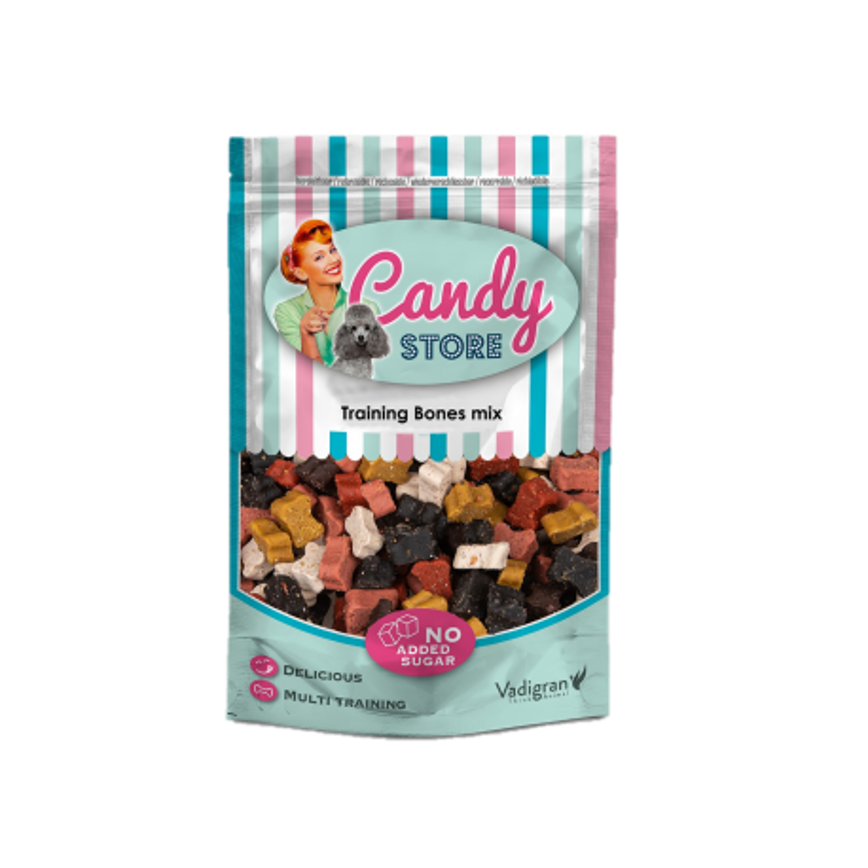 Candy Training Bones Mix - 180g