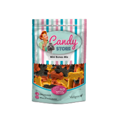 Candy Mini Bones Mix - 180g