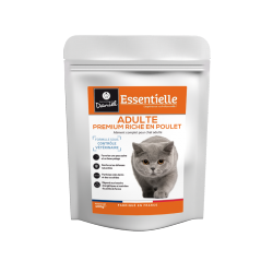Essentielle chat adulte poulet 400g