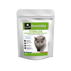 Essentielle chat sterilise poulet 400g