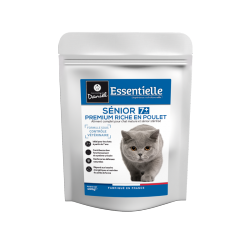 Essentielle chat senior sterilise 7+ 400g