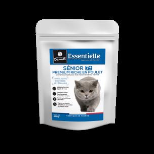 Essentielle chat senior sterilise 7+ - 400 g
