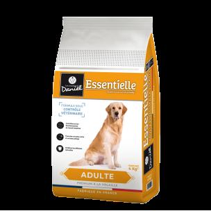 """Croquettes premium chien Les recettes de Daniel """"Essentielle"""" (4 kg)"""