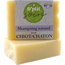 Shampoing solide chiot/chaton - 100g