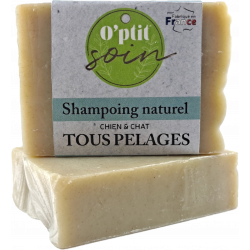 Shampoing solide tous pelages - 100g
